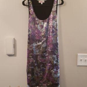 As U wish Sequin Dress